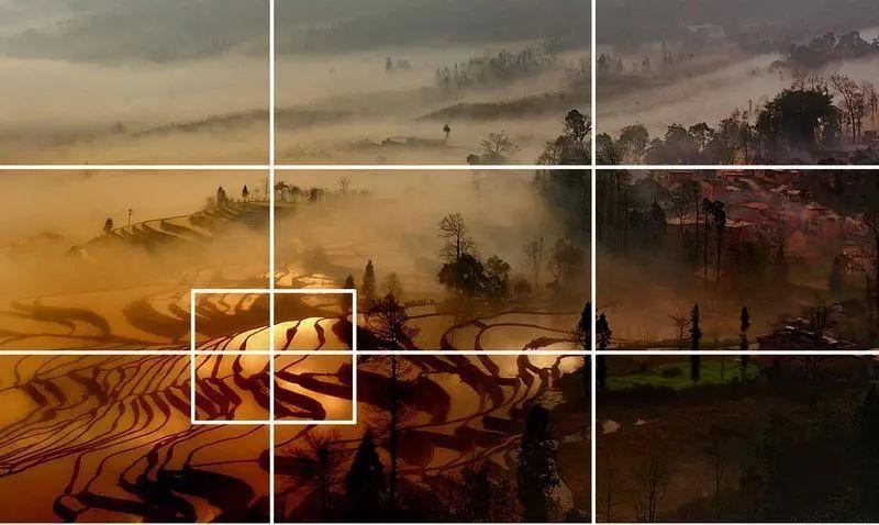 手机风光摄影的7个构图技巧,学会了怎么拍都好看