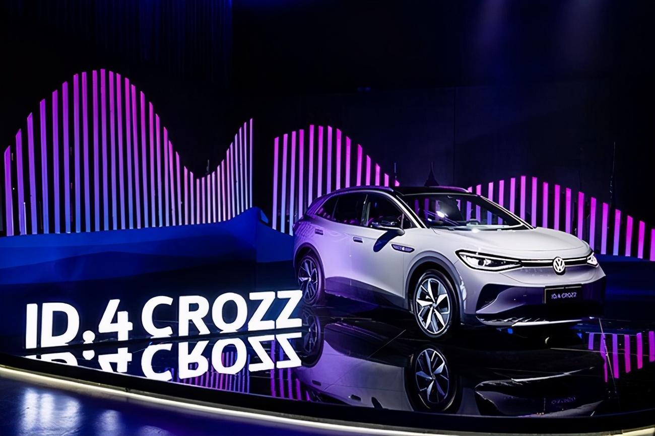 """新能源汽车中亮眼的""""新星""""!一汽大众ID.4 CROZZ如何?"""