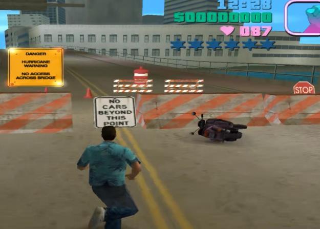 """20年前《GTA》为何要用""""警戒线""""阻止玩家通行?现在才看懂"""