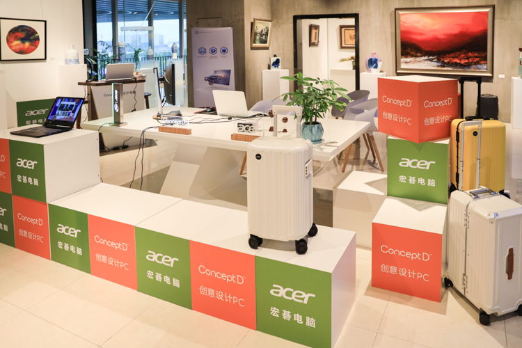 Acer宏碁秀SpatialLabs技术:裸眼3D让工业设计如虎添翼