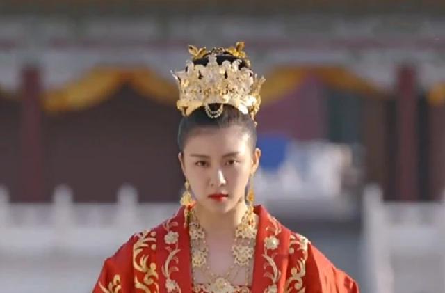 我国史上唯一一个外国皇后,坐上后位第一件事,出兵灭了自己母国