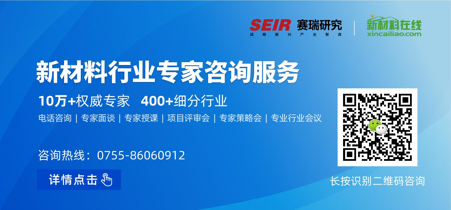 50大高度依賴進口新材料大盤點 中國未來10年的市場機會或許在這里