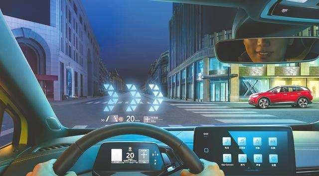 ID.4X目标开启上汽大众纯电新时代