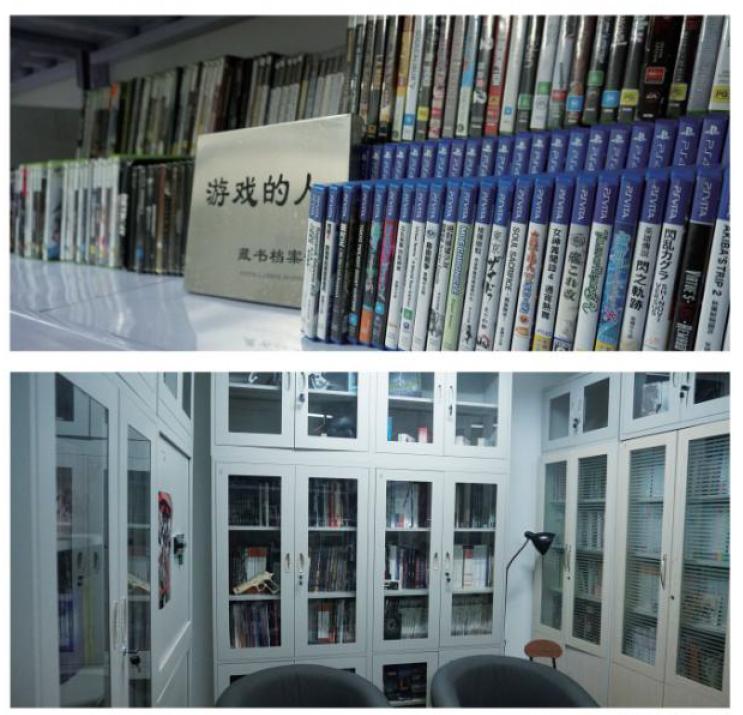 """深化推行""""游戏+""""战略 波克城市捐赠国内高校首个游戏档案馆建设"""
