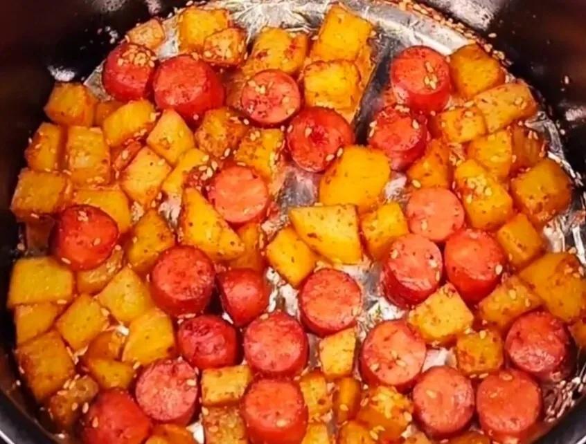 9种空气炸锅做美食 美食做法 第6张