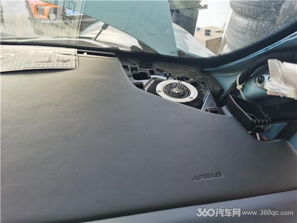 纯电动车豪华音响系统 保时捷Taycan改装14单元极致声场