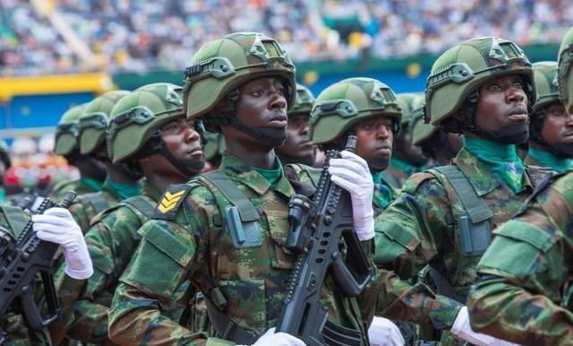 """我军嫡传弟子""""东非解放军"""",号称非洲最强!是怎样""""炼""""成的?"""