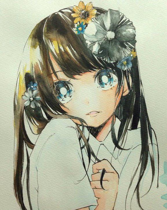日本畫師大佬真強悍,高中就開始接商稿,還有初中就畫商業漫畫的