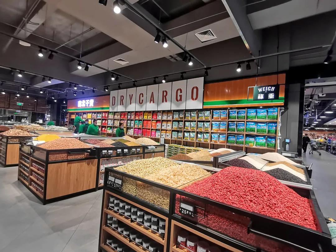 信誉楼超市丰收店开业,全新形象成就开业首日冠军销售丨宝骐出品