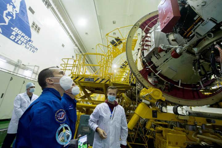 我國空間站核心艙己入軌,俄羅斯的核心艙也要上天了,它家的咋樣