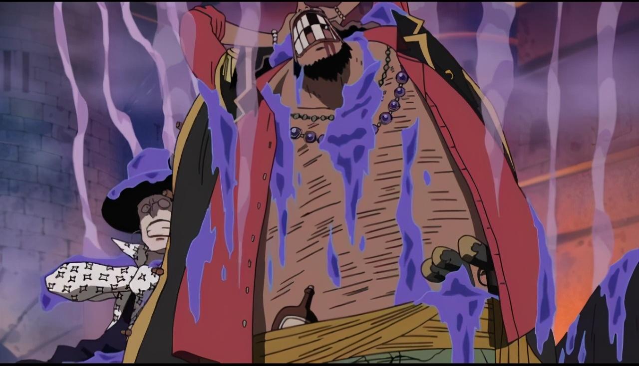 海賊王中被黑慘的6位強者,白胡子偷襲赤犬,山治是永遠的骨裂王