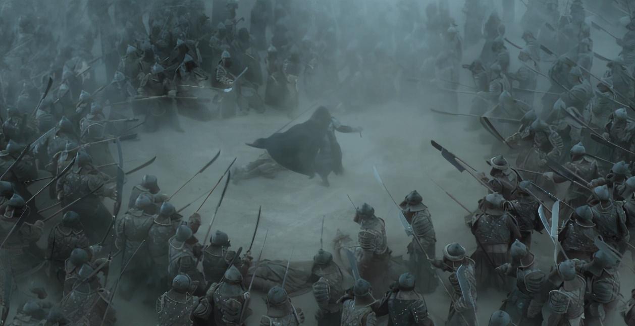 将军跳舞、摩斯密码都安排上,漏洞百出的《上阳赋》堪称穿帮大剧