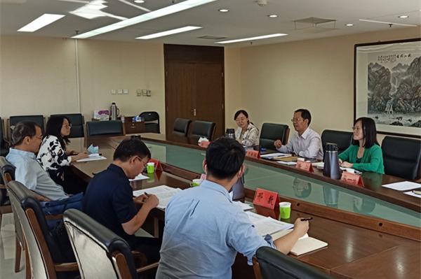 北京市工商聯與市發展改革委對接提案辦理工作