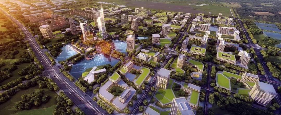 """""""产城一体化""""理念下的规划策略"""