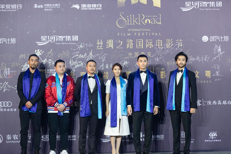 张凯元主演新作《大汉张骞》出席丝绸之路国际电影节 再忆丝路