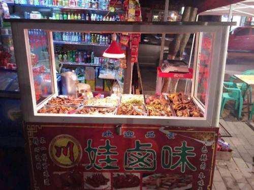 大街小巷的现捞店,网友说:这不就是卤菜嘛,到底区别在什么地方