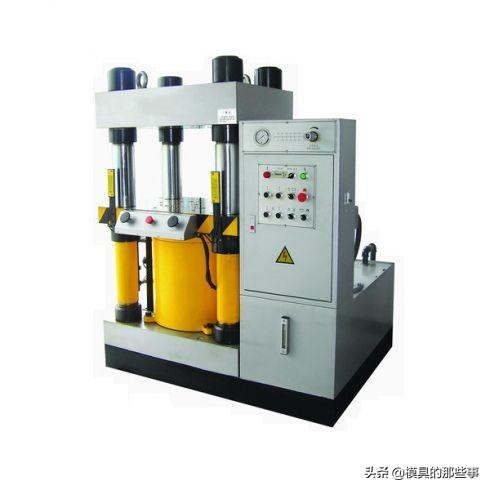 框架式油压机特点及适用范围