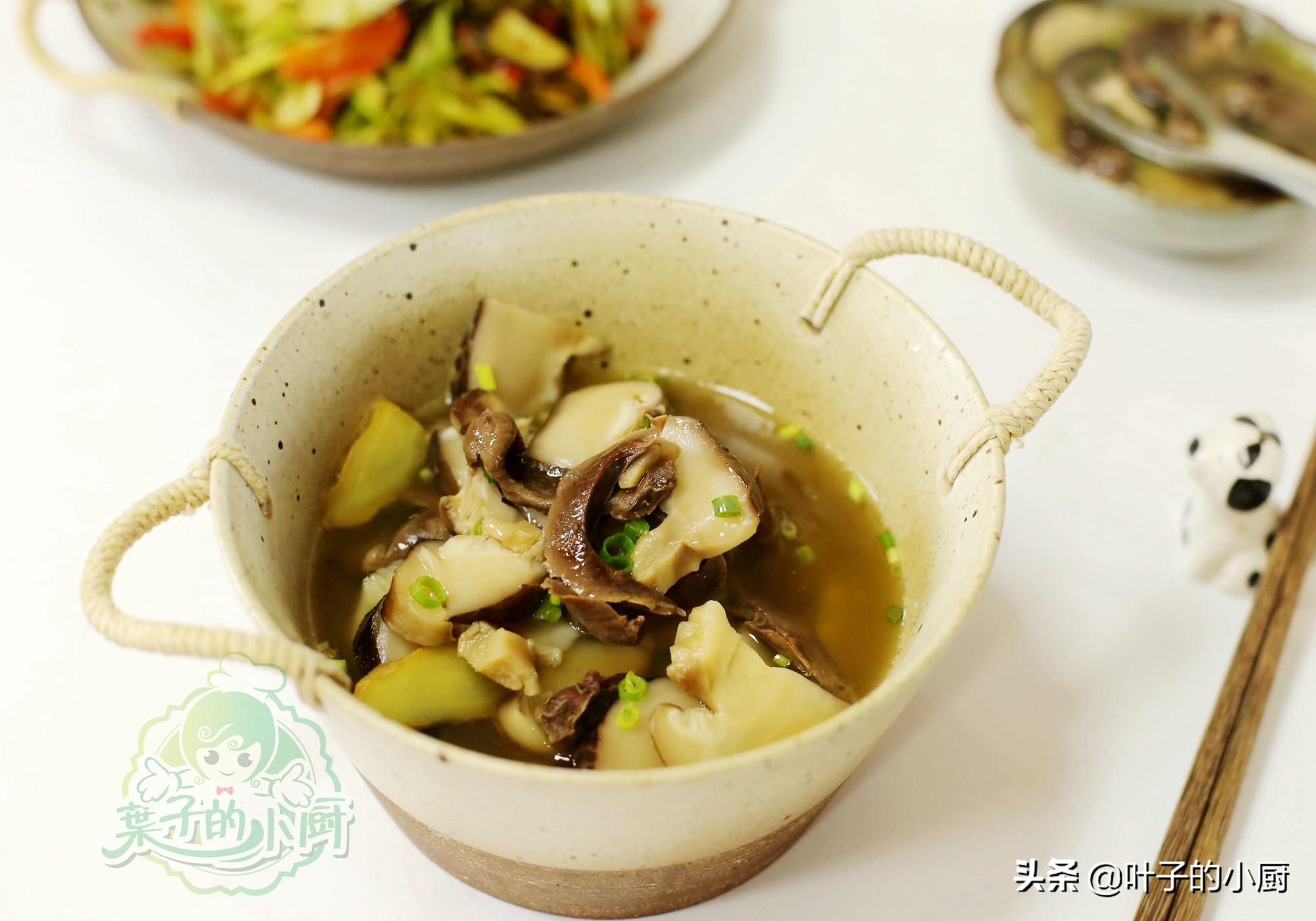 秋天多喝汤,此两种食材首选,汤鲜、清爽,养