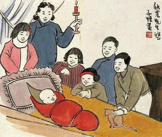 """在古代,人们为何会把生男娃称为""""添丁"""",生女娃称为""""添口""""?"""
