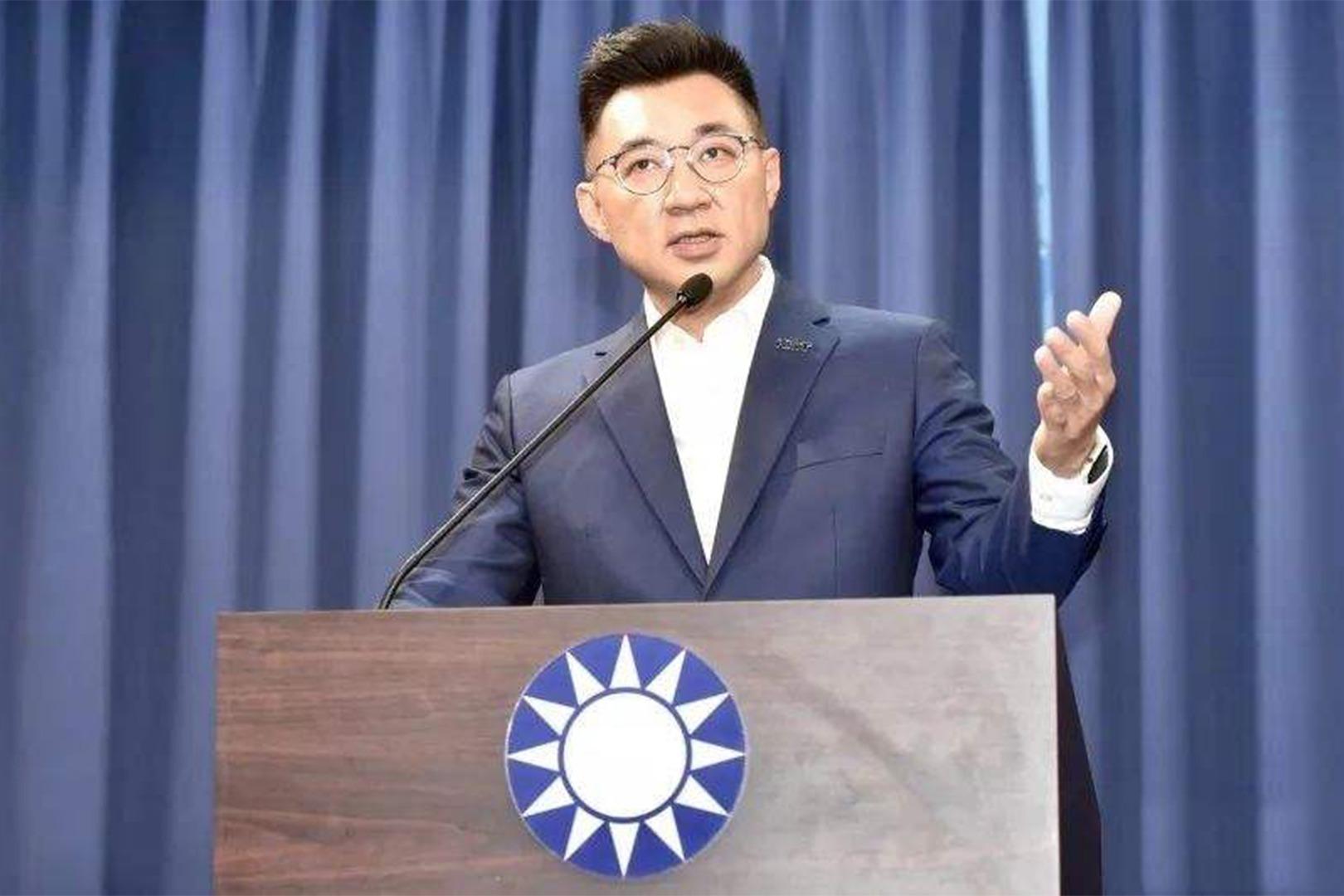 不差錢了? 國民黨:江啟臣募款逾千萬新台幣,超出責任額