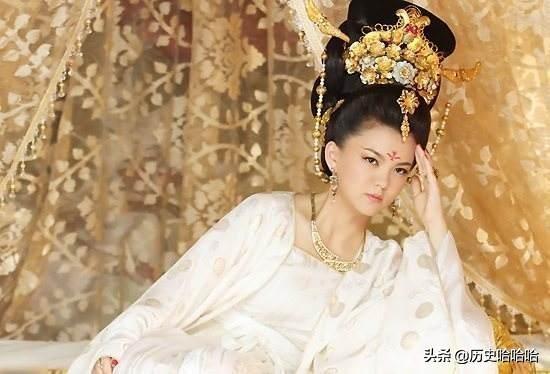 """中国历史八大""""渣女"""":女性的欲念同样令人瞠目结舌"""