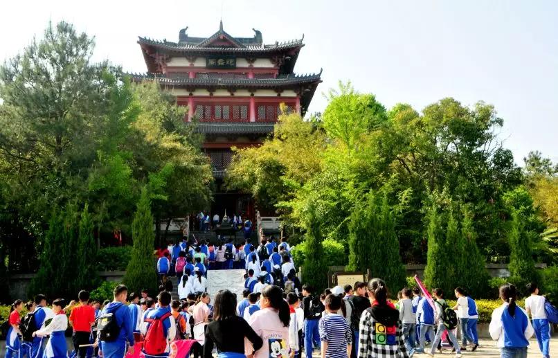 读万卷书、行万里路 | 丹江大观苑掀起研学热