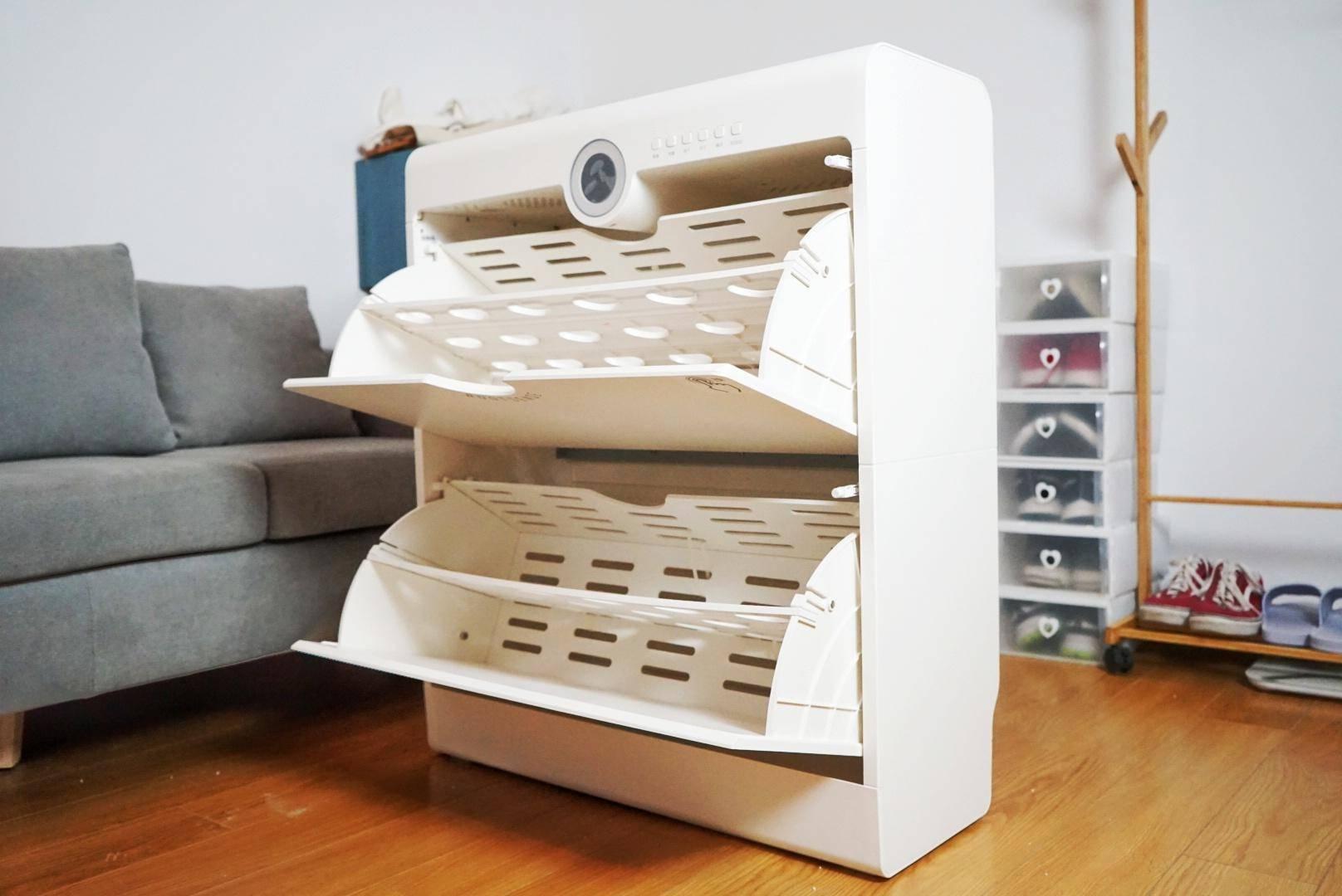 你家的鞋柜需要升级了,华为智能家居产品评测