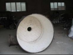 耐磨复合陶瓷粘接材料,怎么避陶瓷片在使用过程当中脱落?
