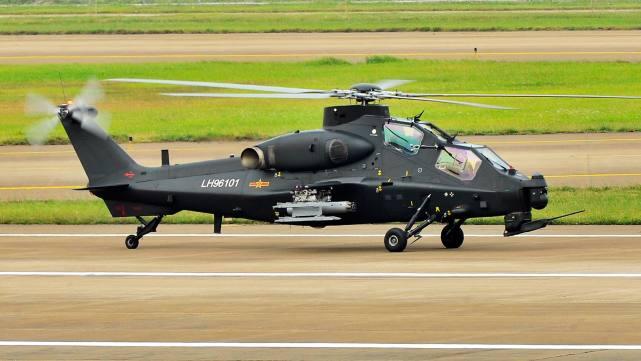 解放军未来主力武装直升机,直10搭配直19,标配武装直升机