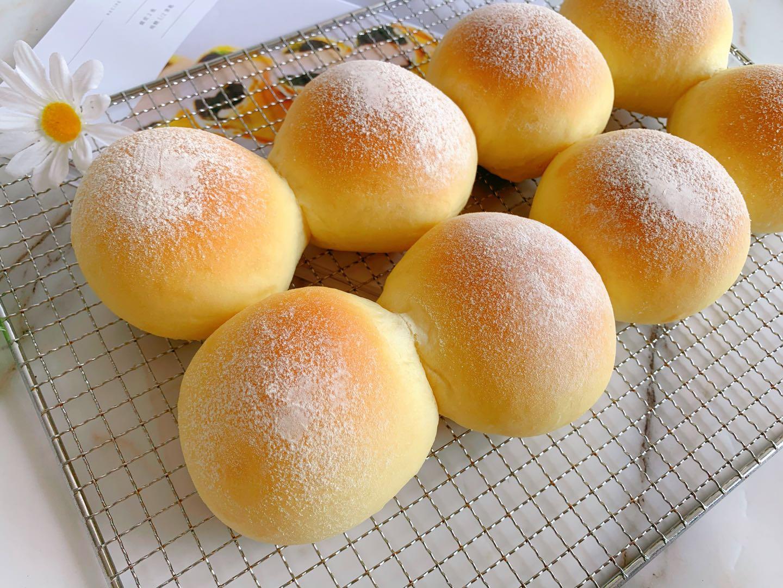 北海道牛乳小面包做法步骤图