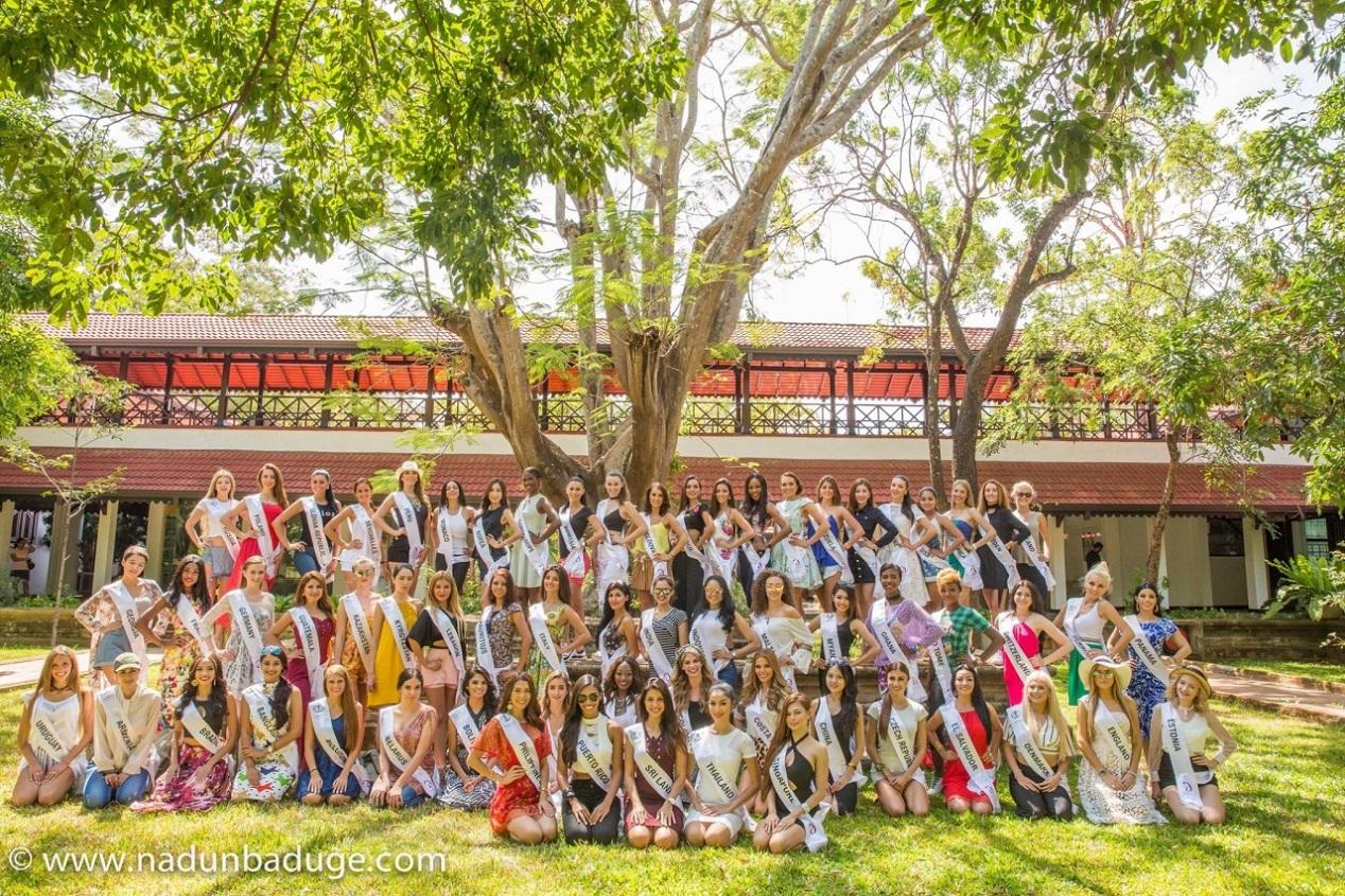 携手造美 济世合德成为第47届洲际小姐大赛唯一指定健康管理机构