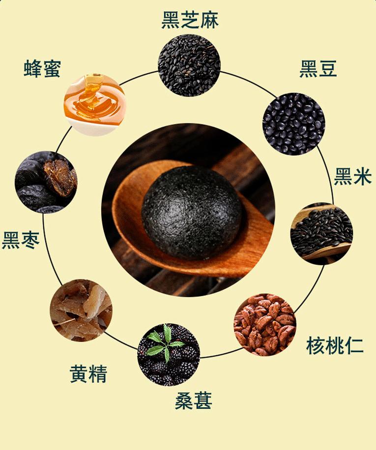 常吃黑芝麻,身体会有4大益处!悄悄告诉您黑芝麻的升级吃法