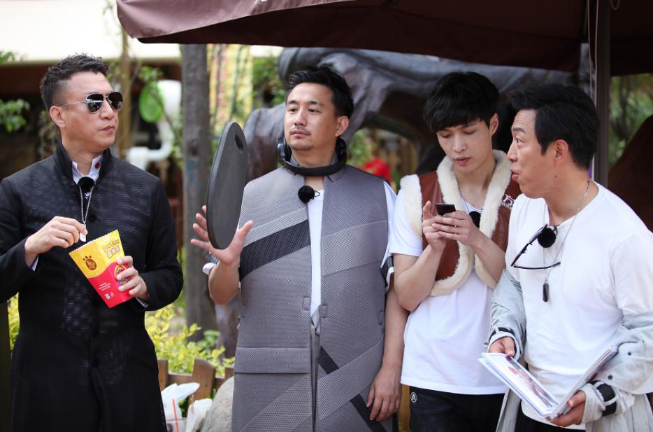《极限挑战》有钱了?除了邓伦外,导演还邀请了黄明昊和龚俊