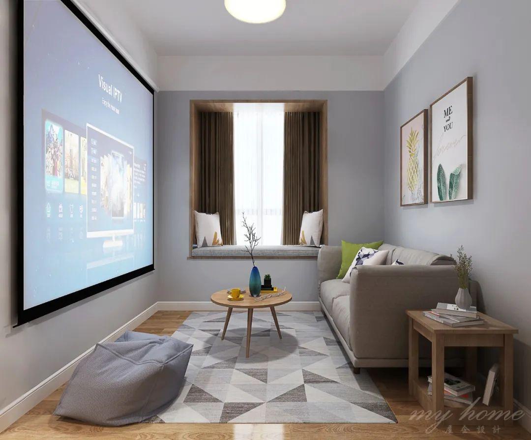 投影仪代替电视机,8大好处,小户型可要考虑清楚