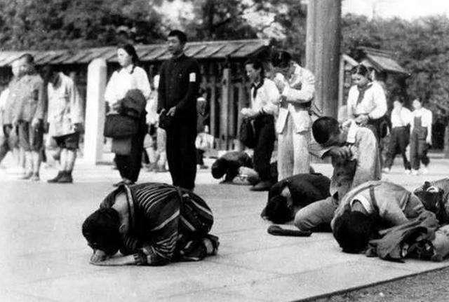 日本投降前有什么先兆?冈村宁次从中国老百姓身上看出了端倪