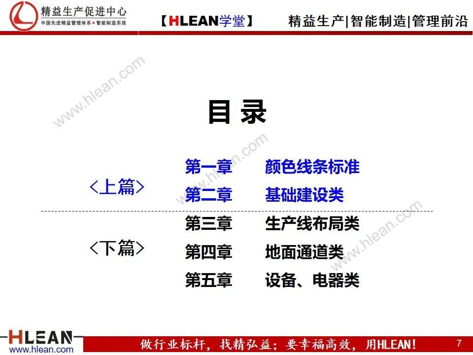 精益PPT 全面可视化管理手册(上篇)