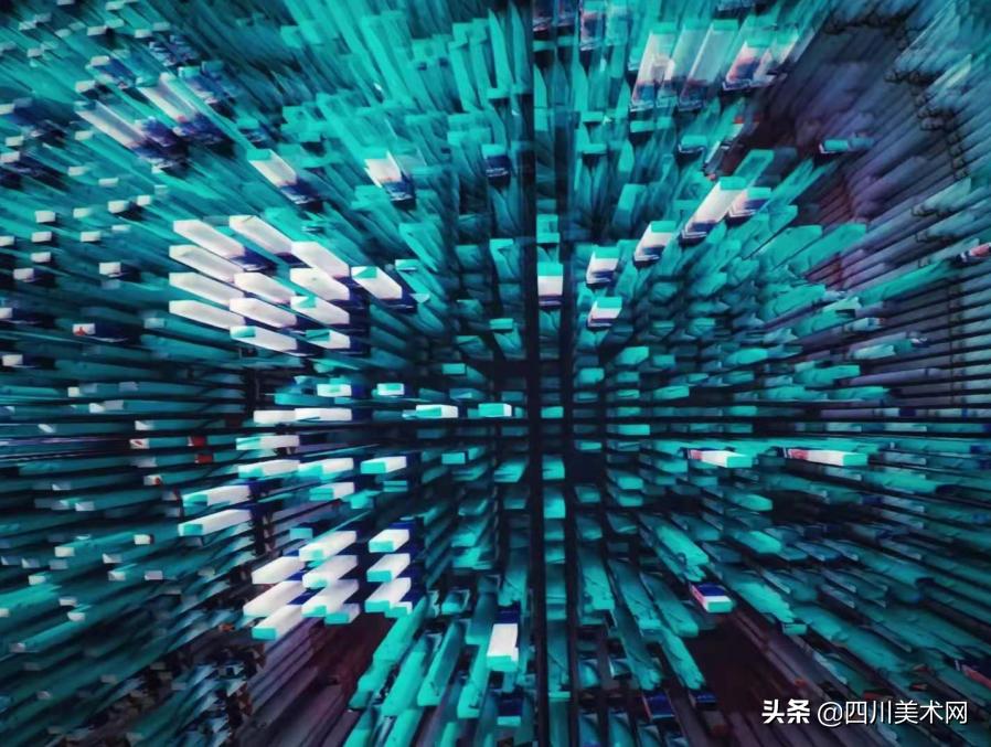 《破茧—新媒体艺术展》揭幕