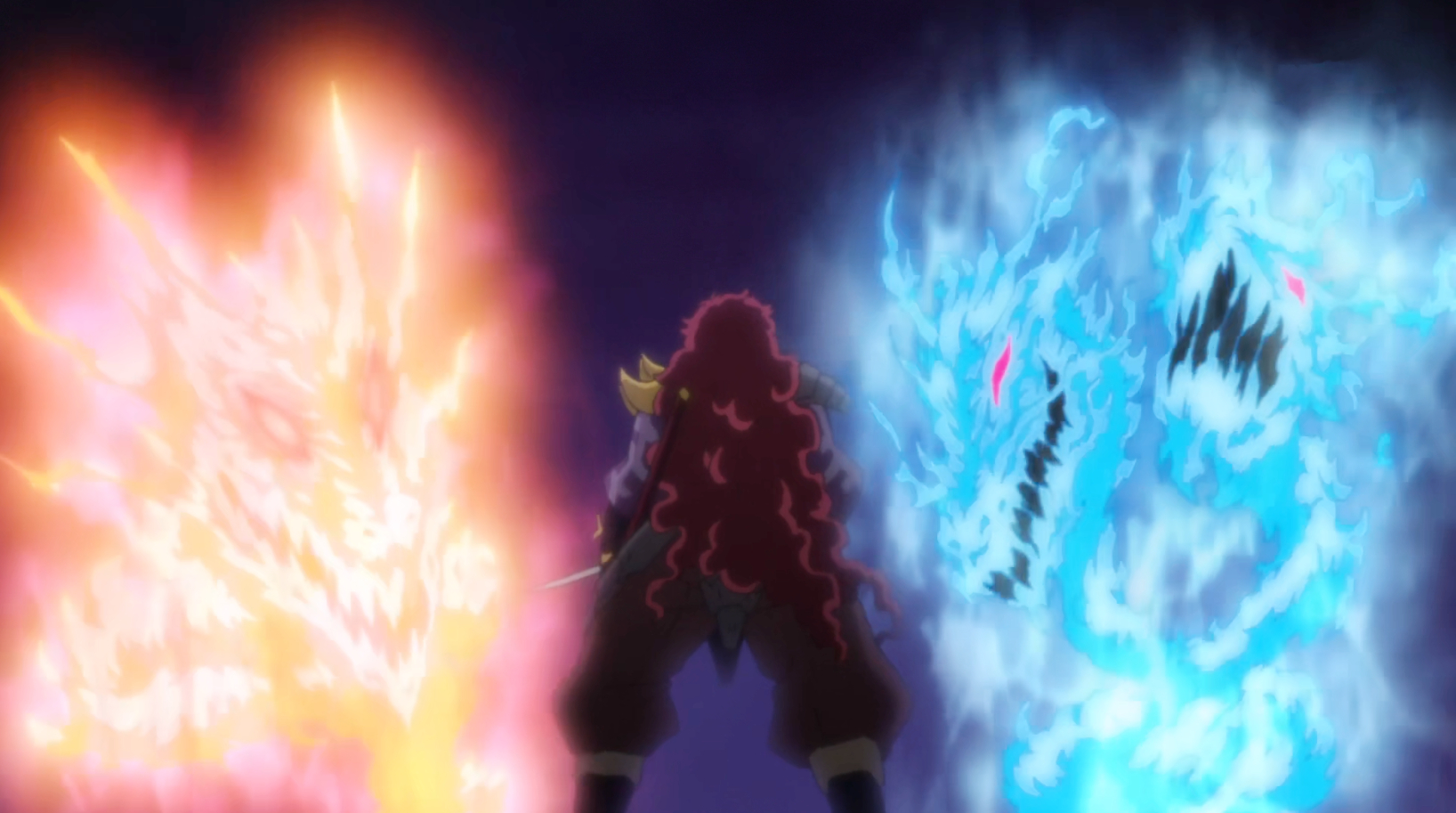 《半妖的夜叉姬》完結,剎那被麒麟丸殺死,永遠繼承「天生牙」