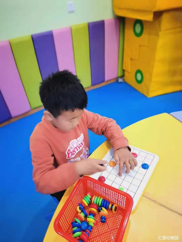 汇爱早教专注力课程:开启智慧大门的钥匙