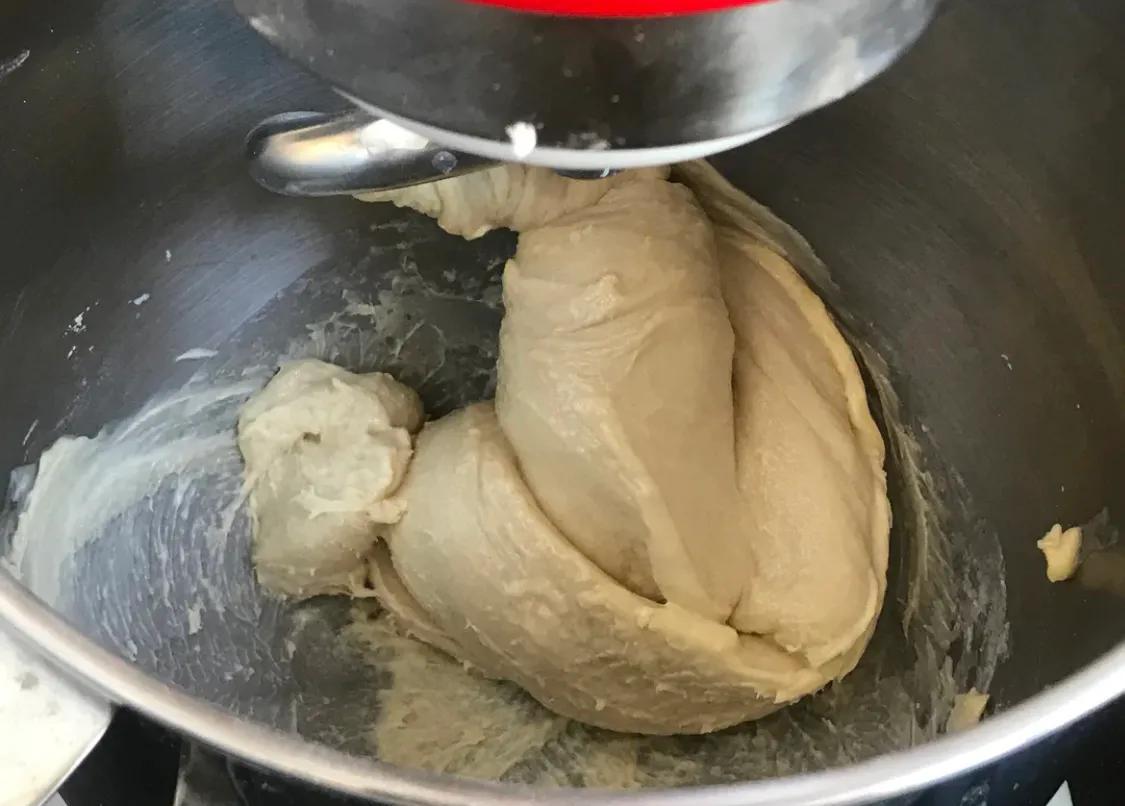 老人孩子都爱吃的椰蓉小面包 美食做法 第2张
