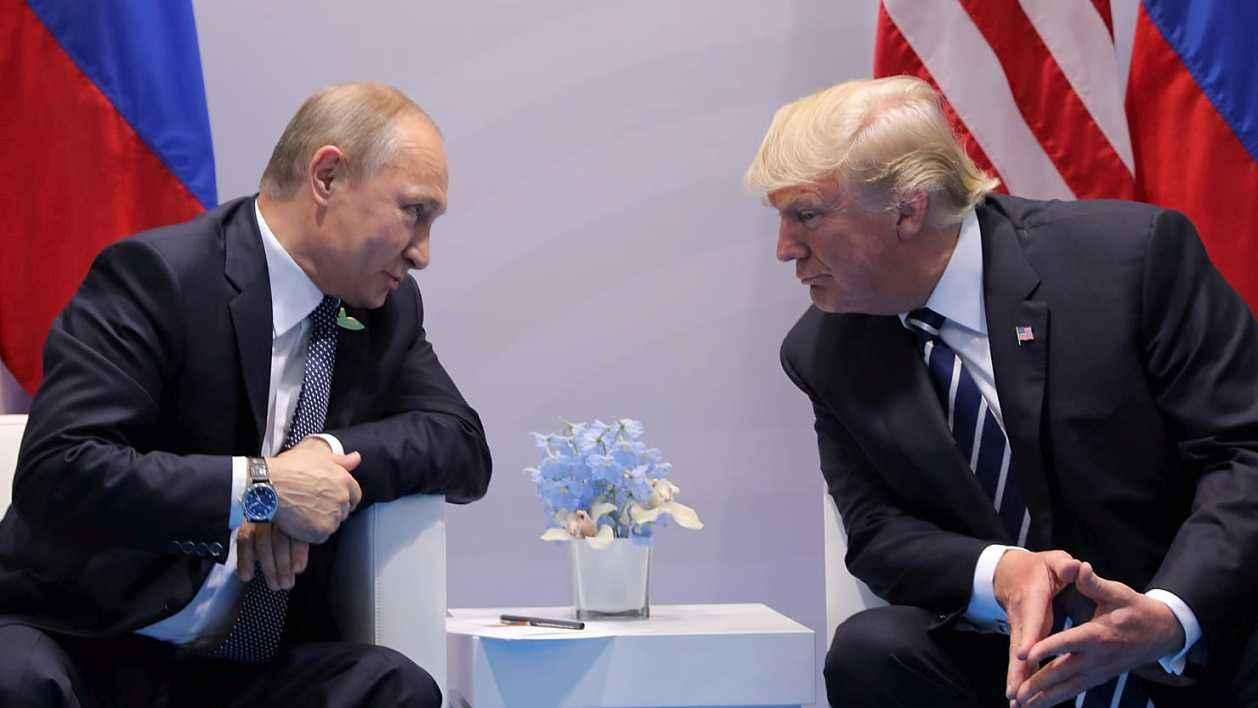 普京提出相互让步方案,以缓解中导条约失效影响,美国不同意不行