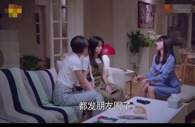 作为李尖尖闺蜜的唐灿,为何高中和成年后的风评差距这么大?