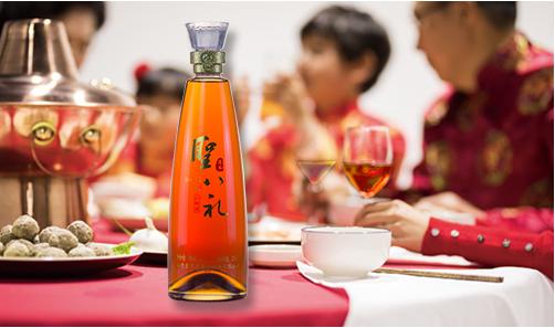感恩节,选一款圣八礼山楂酒给你暖暖的温情