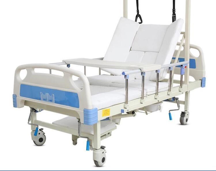 多功能医疗床中的霍尔传感器应用