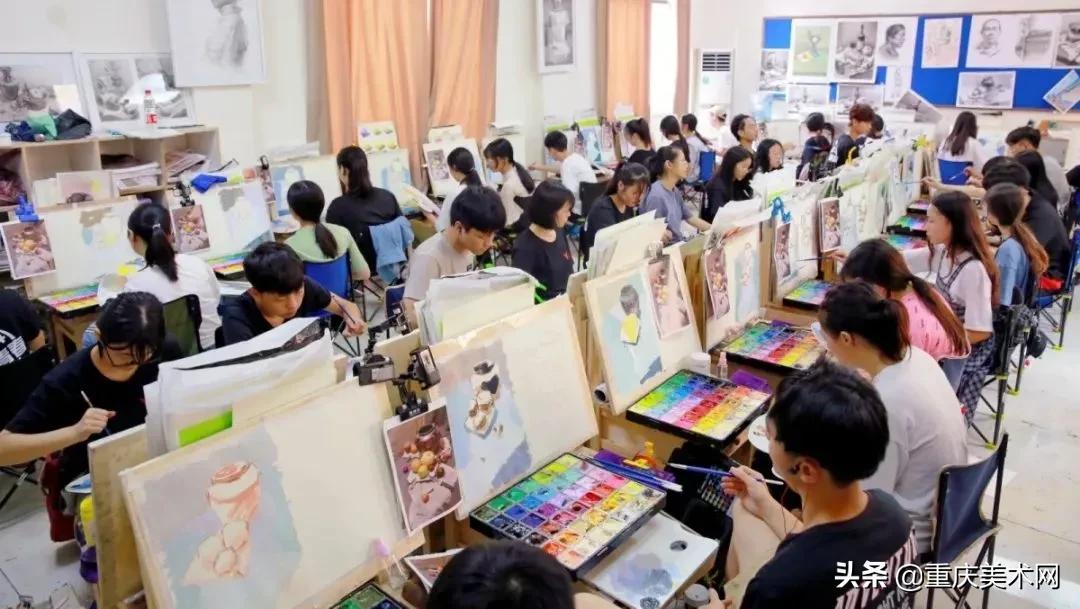 「最新」已有10省公布了美术统考信息,附各省2021统考合格线汇总