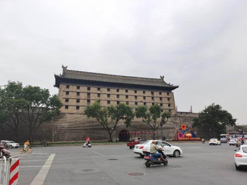 炮房街有一座太平公主为母亲武则天修建的祈福寺庙