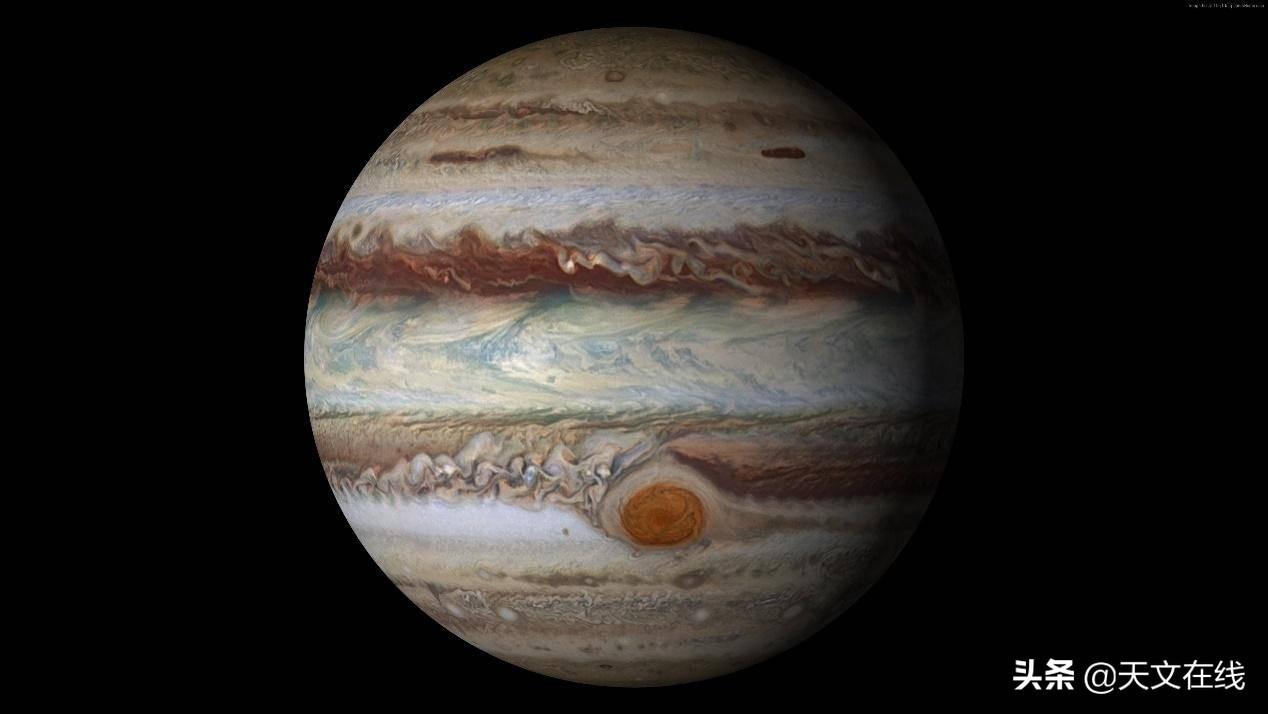 木星距离太阳有多远?