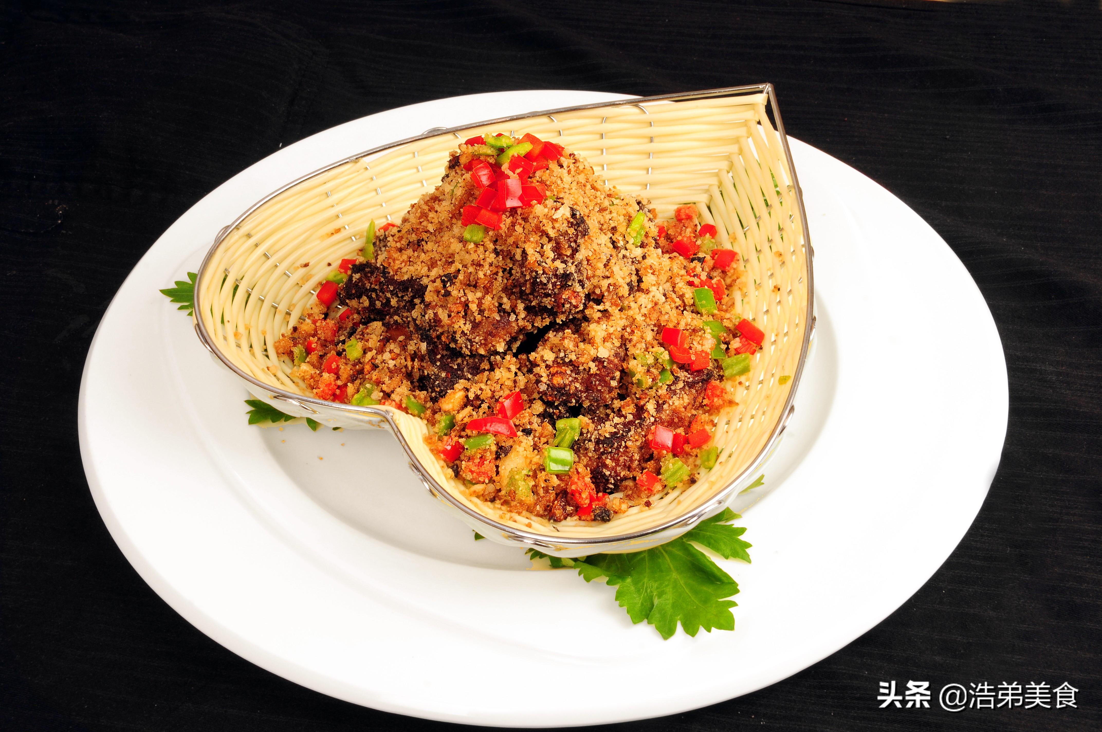 """厨师长分享:""""粤菜100道"""",其中还有10大广东名菜 粤菜菜谱 第28张"""