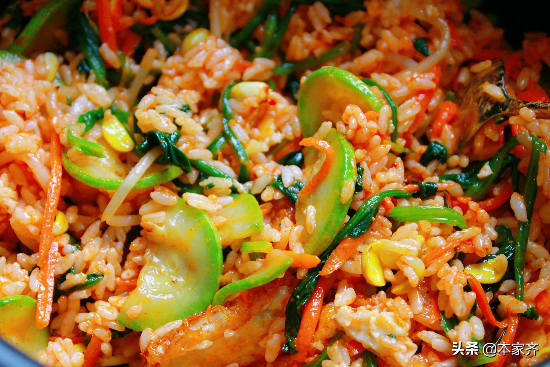 天熱不想炒菜,試試這道菜,比燜飯簡單又好吃,營養豐富,吃得香