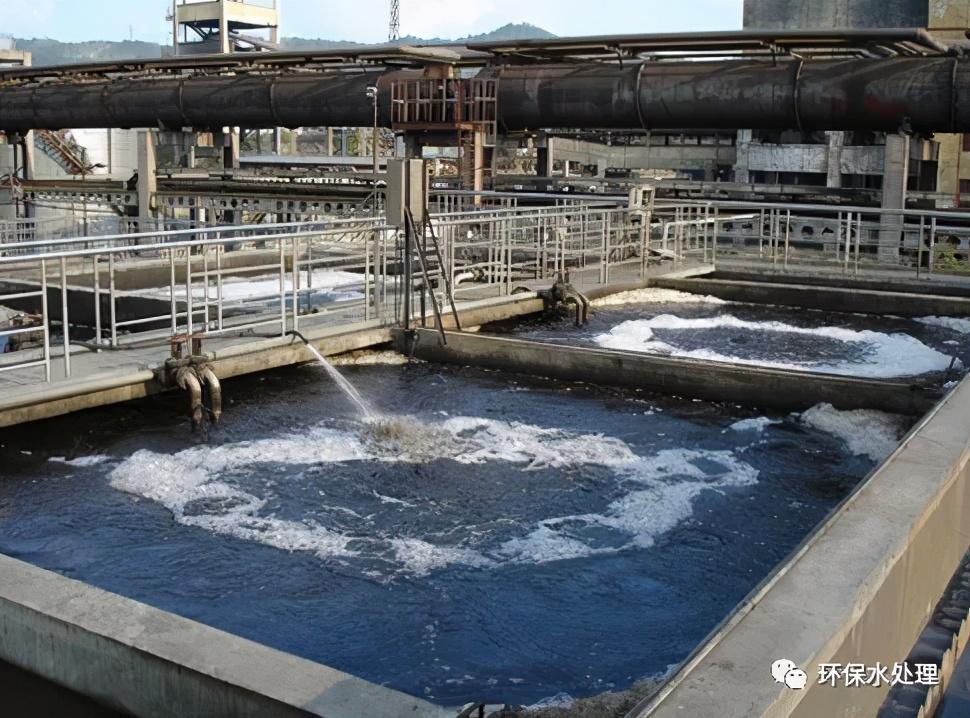 生物脱氮除磷原理、控制及异常分析